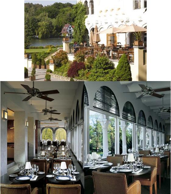 Martinsall hotel castle Belgium