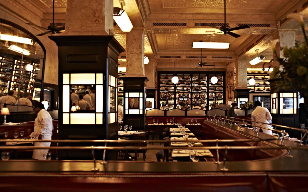 Balthazar French Bistro Chooses Hunter